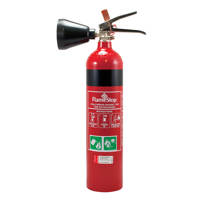 Portable Extinguisher CO2 2.0kg