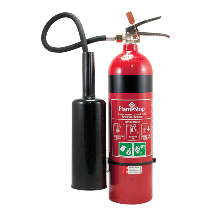 Portable Extinguisher CO2 3.5kg