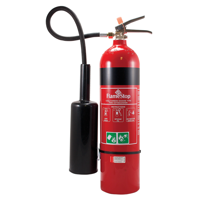 Portable Extinguisher CO2 5.0kg
