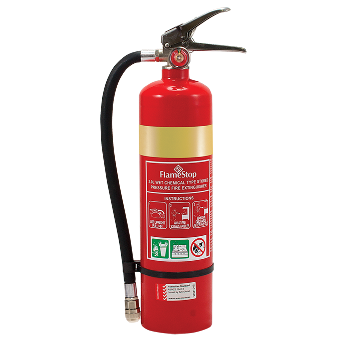 2.0 Lt Wet Chemical Fire Extinguisher