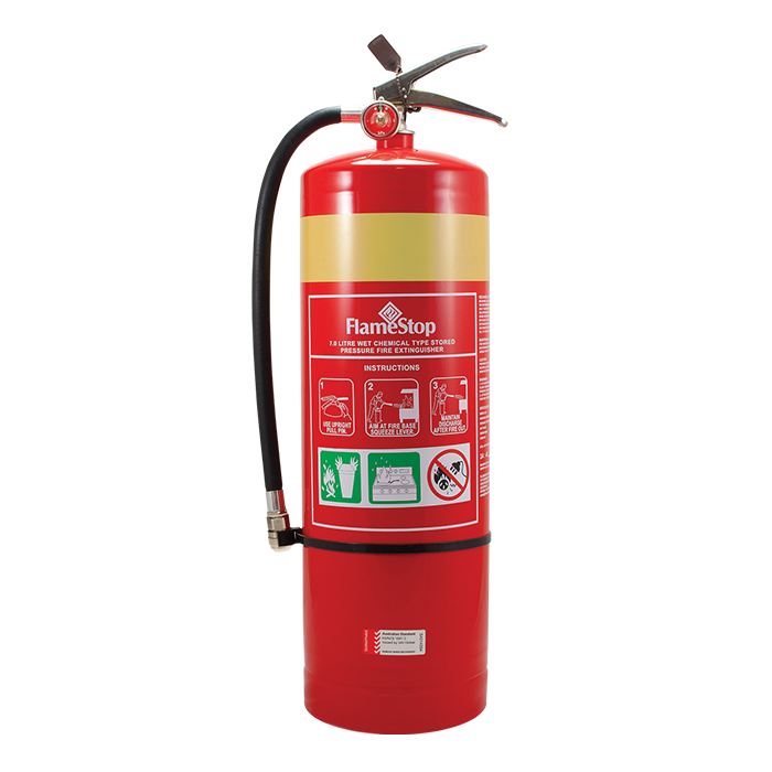 Portable Extinguisher Wet Chemical 7.0Ltr